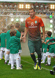 24.07.2011, Weserstadion, Bremen, GER, 1.FBL, Werder Bremen Tag der Fans 2011, im Bild Lukas Schmitz (Bremen #13)..// during the day of fans on 2011/07/24,  Weserstadion, Bremen, Germany..EXPA Pictures © 2011, PhotoCredit: EXPA/ nph/  Frisch       ****** out of GER / CRO  / BEL ******