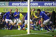 Everton v Norwich City 171211