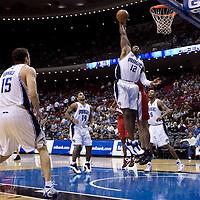 BASKETBALL - NBA - ORLANDO (USA) - 10/11/2008 -  .ORLANDO MAGIC V PORTLAND TRAIL BLAZERS (99-106) - DWIGHT HOWARD / ORLANDO MAGIC