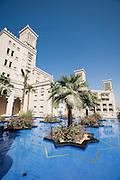 Madinat Jumeirah Resort. Al Qasr Hotel.
