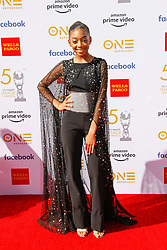 March 30, 2019 - Los Angeles, CA, USA - LOS ANGELES, CA - MAR 29: Eris Baker attends the 50th NAACP Image Awards Non-Televised Dinner at The Berverly Hilton on March 29 2019 in Los Angeles CA. Credit: CraSH/imageSPACE/MediaPunch (Credit Image: © Imagespace via ZUMA Wire)