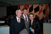PAUL O'GRADY; STEPHEN FRY; STEPHEN WEBB, FIRST NIGHT for Matthew Bourne's Swan Lake. Sadler's Wells. London. 11 December 2009