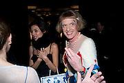 NINA MOADDEL; GRAYSON PERRY, Turner Prize 2010. Tate Britain. Millbank. London. 6 December 2010. -DO NOT ARCHIVE-© Copyright Photograph by Dafydd Jones. 248 Clapham Rd. London SW9 0PZ. Tel 0207 820 0771. www.dafjones.com.