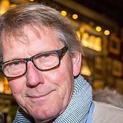 NLD/Amsterdam/20171016 - Sirenen boekpresentatie Jan Cremer, Ursul de Geer