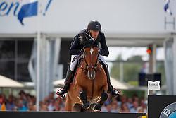 Staut Kevin, FRA, For Joy van't Zorgvliet Hdc<br /> Rolex Grand Prix CSI 5* - Knokke 2017<br /> © Dirk Caremans<br /> 09/07/17