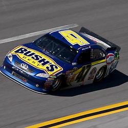 April 17, 2011; Talladega, AL, USA; NASCAR Sprint Cup Series driver Bobby Labonte (47) during the Aarons 499 at Talladega Superspeedway.   Mandatory Credit: Derick E. Hingle