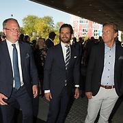 NLD/Scheveningen/20180630 - Koning bij Award Diner Volvo Ocean Race, Prins Carl Philip
