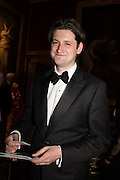 JAN SIX X1, Professor Mikhail Piotrovsky Director of the State Hermitage Museum, St. Petersburg and <br /> Inna Bazhenova Founder of In Artibus and the new owner of the Art Newspaper worldwide<br /> host THE HERMITAGE FOUNDATION GALA BANQUET<br /> GALA DINNER <br /> Spencer House, St. James's Place, London<br /> 15 April 2015