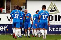 Paddy Madden. Stockport County FC 1-1 Dagenham & Redbridge. Vanarama National League. Edgeley Park. 11.5.21