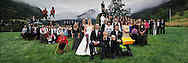 the marriage of Andre Aardal and Anne Lise Ovrebo .30 august 2008