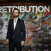 London,England,UK. 5th September 2017.Rob Tebbutt attend the Retribution Film Premiere at Empire Haymarket.