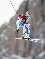 18.12.2013, Saslong, Groeden, ITA, FIS Ski Weltcup, Groeden, Abfahrt, Herren, 1. Traininglauf, im Bild Silvan Zurbriggen (SUI) // Silvan Zurbriggen of Switzerland in action during mens 1st downhill practice of the Groeden FIS Ski Alpine World Cup at the Saslong Course in Gardena, Italy on 2012/12/18. EXPA Pictures © 2013, PhotoCredit: EXPA/ Johann Groder