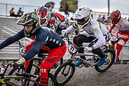 #77 (SAKAKIBARA Kai) AUS [DK, Shimano, Box, FLY] at Round 8 of the 2019 UCI BMX Supercross World Cup in Rock Hill, USA