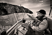 One of a series of images from my RNLI working project over the next year or so with Holyhead Lifeboat Station and Crew.