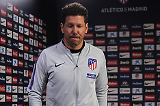 Atletico de Madrid Press Conference &  Training Day - 15 March 2019