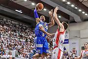 DESCRIZIONE : Campionato 2014/15 Serie A Beko Dinamo Banco di Sardegna Sassari - Grissin Bon Reggio Emilia Finale Playoff Gara6<br /> GIOCATORE : David Logan<br /> CATEGORIA : Schiacciata Sequenza<br /> SQUADRA : Dinamo Banco di Sardegna Sassari<br /> EVENTO : LegaBasket Serie A Beko 2014/2015<br /> GARA : Dinamo Banco di Sardegna Sassari - Grissin Bon Reggio Emilia Finale Playoff Gara6<br /> DATA : 24/06/2015<br /> SPORT : Pallacanestro <br /> AUTORE : Agenzia Ciamillo-Castoria/C.Atzori