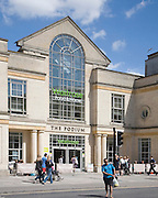 The Podium shopping centre Bath, Somerset, England opened in 1989