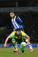 Norwich City v Wigan Athletic 040315