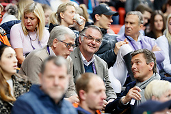 Brinkmann Klaus (GER), Weinberg Peter (GER), Kristoffersen Bo (DEN)<br /> Gothenburg Horse Show FEI World Cups 2017<br /> © Hippo Foto - Stefan Lafrentz