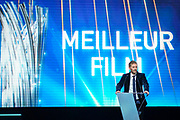 Brussels , 01/02/2020 : Les Magritte du Cinema . The Academie Andre Delvaux and the RTBF, producer and TV channel , present the 10th Ceremony of the Magritte Awards at the Square in Brussels . <br /> Pix : Guillaume Senez<br /> Credit : Daina Le Lardic / Isopix