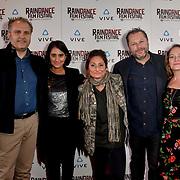 Corner Stone team nominated attends the Raindance Film Festival - VR Awards, London, UK. 6 October 2018.