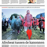 Parool 26 augustus 2013:Jungle by Night
