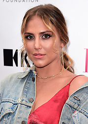 BEVERLY HILLS, CA - JUNE 23:  Cassie Scerbo at the Bella Summer Issue Cover Party at Sofitel on June 23, 2017 in Beverly Hills, California. (Photo by Scott Kirkland/PictureGroup) *** Please Use Credit from Credit Field ***