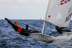 , Kieler Woche 16.06. - 24.06.2018, Laser Rad. - NOR 209763 - Simen Guldberg