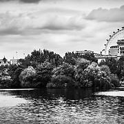 Grey Skies of London
