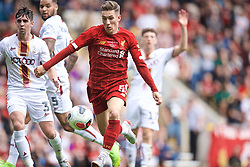 BRADFORD, ENGLAND - Saturday, July 13, 2019: Liverpool's Harry Wilson during a pre-season friendly match between Bradford City AFC and Liverpool FC at Valley Parade. (Pic by David Rawcliffe/Propaganda)  BRADFORD, ENGLAND - Saturday, July 13, 2019: Liverpool's xxxx during a pre-season friendly match between Bradford City AFC and Liverpool FC at Valley Parade. (Pic by David Rawcliffe/Propaganda)