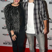 Tom Parker and guest attend the European Premiere of Season 2 of The Man in the High Castle, available on Amazon Prime video Friday December 16 2016 at Curzon Bloomsbury on 14th December 2016, London,UK. Photo by See Li