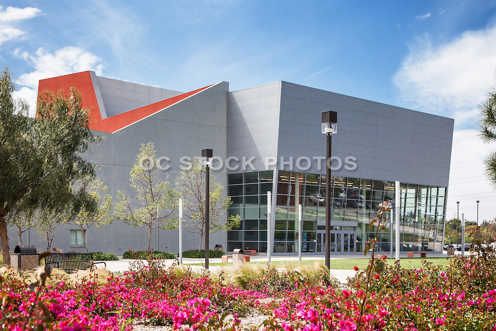 Performing Arts Center at Irvine Valley Community College