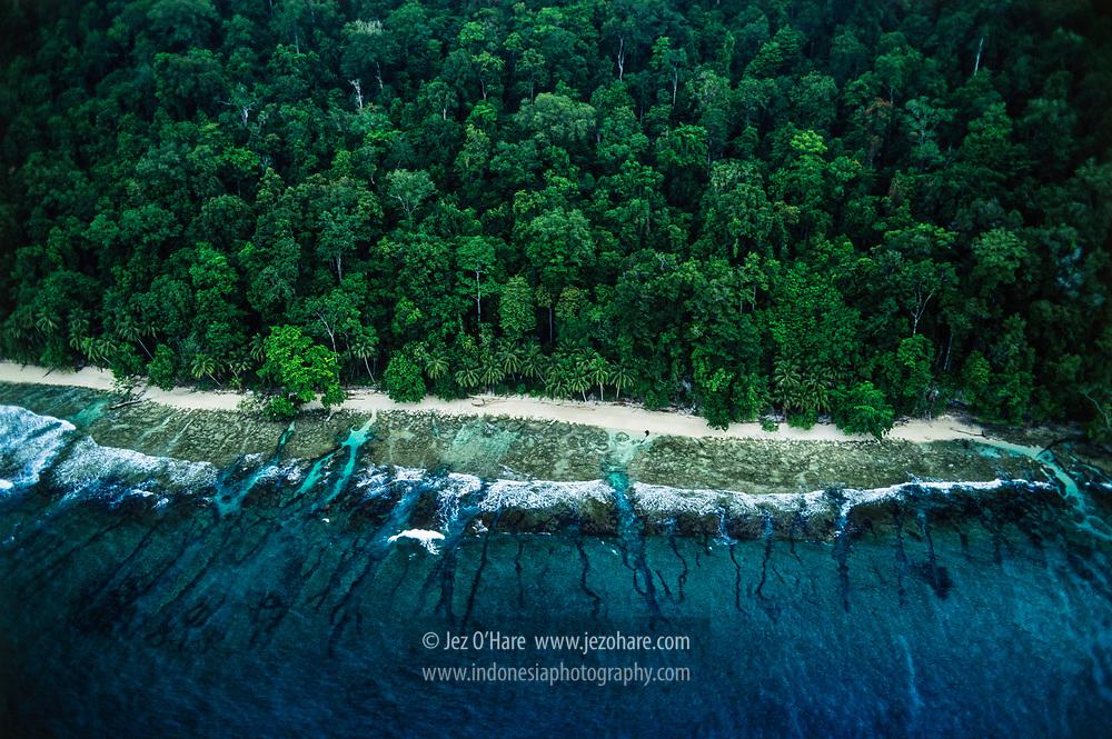 Northern Biak, Papua, Indonesia.
