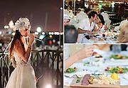 Editorial Travel Photography: Dinner in White, Diner en Blanc, New York City, NYC, Battary Park city, Manhattan, USA
