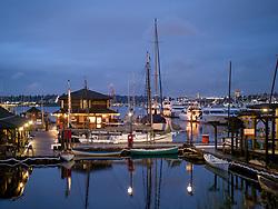 United States, Washington, Seattle, South Lake Union, Center for Wooden Boats
