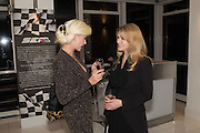 LANA HOLLOWAY; CINDY JACKSON, Liz Brewer Festive Celebration hosted by Daphne Mckinley Edwards chairman of the Sean Edwards , Foundation at Altitude. Millbank Tower, London SW1. 3 DECEMBER 2016.