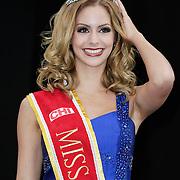 NLD/Rotterdam/20120615 - Verkiezing Miss Zuid-Holland 2012, Nathalie den Dekker is Miss Nederland World 2012