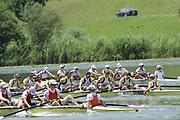 Lucerne, Switzerland.  2010 FISA World Cup. Lake Rotsee, Lucerne.  13:09:43   Sunday  11/07/2010.  [Mandatory Credit Peter Spurrier/ Intersport Images]