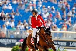 Sprunger Janika, SUI, Bacardi VDL<br /> World Equestrian Games - Tryon 2018<br /> © Hippo Foto - Dirk Caremans<br /> 20/09/18