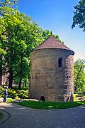 Kościół św. Mikołaja i św. Wacława - romańska rotunda w Cieszynie, Polska<br /> The Romanesque church of St. Nicholas and St. Waclaw - rotunda in Cieszyn, Poland