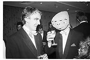MARTIN LAVERICK; CARL HENDERSON; Halloween Ball, Intercontinental. London. 31 October 1984, <br /> <br /> SUPPLIED FOR ONE-TIME USE ONLY> DO NOT ARCHIVE. © Copyright Photograph by Dafydd Jones 248 Clapham Rd.  London SW90PZ Tel 020 7820 0771 www.dafjones.com