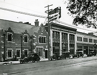 1925 Stores on Hollywood Blvd. near Vine St.