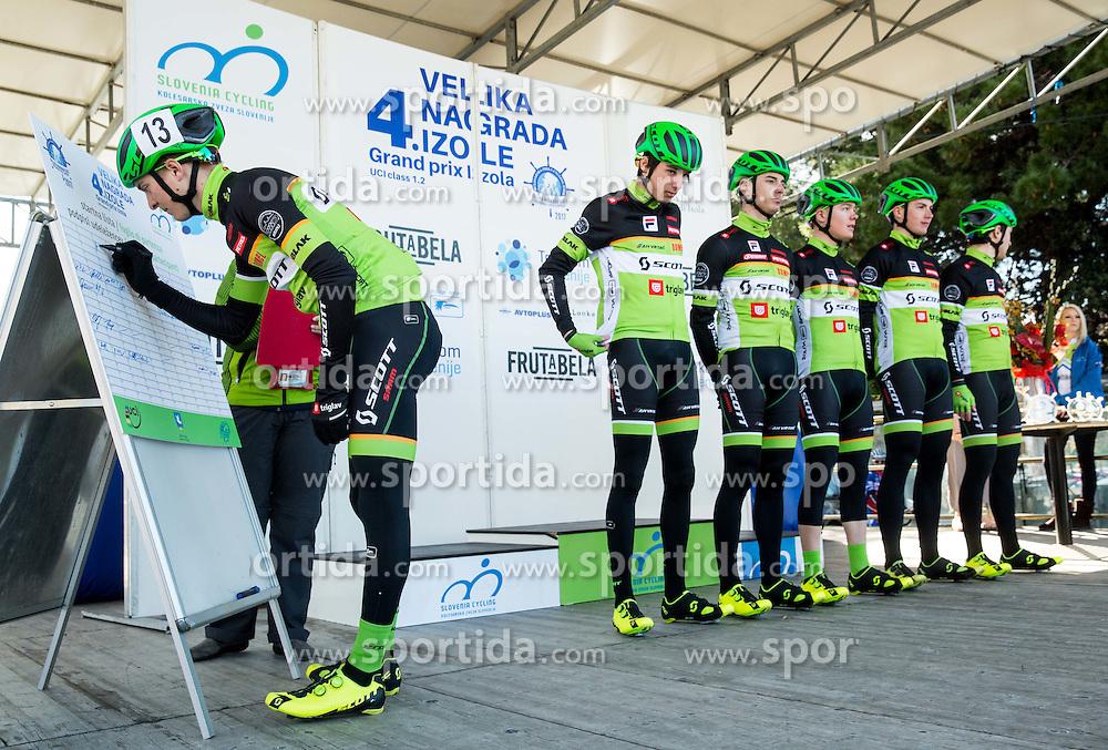 PRIMOŽIČ Jaka (SLO) of KK Kranj during the UCI Class 1.2 professional race 4th Grand Prix Izola, on February 26, 2017 in Izola / Isola, Slovenia. Photo by Vid Ponikvar / Sportida