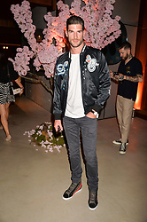 Ryan Barrett at the Warner Music Group and British GQ Summer Party in partnership with Quintessentially held at Shoreditch House, Ebor Street, London England. 5 July 2017.