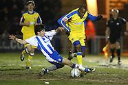 Colchester United v Southend United 080210