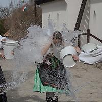 Easter watering 2012 Holloko