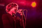 The Mark Lanegan Band plays the BBC stage. The 2013 Latitude Festival, Henham Park, Southwold, Suffolk, UK.