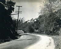 1926 Houdini's mansion in Laurel Canyon
