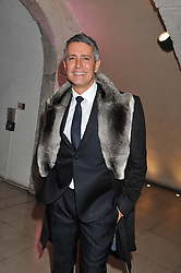 Carlos Souza at a private view of 'Valentino: Master Of Couture' at Somerset House, London on 28th November 2012.
