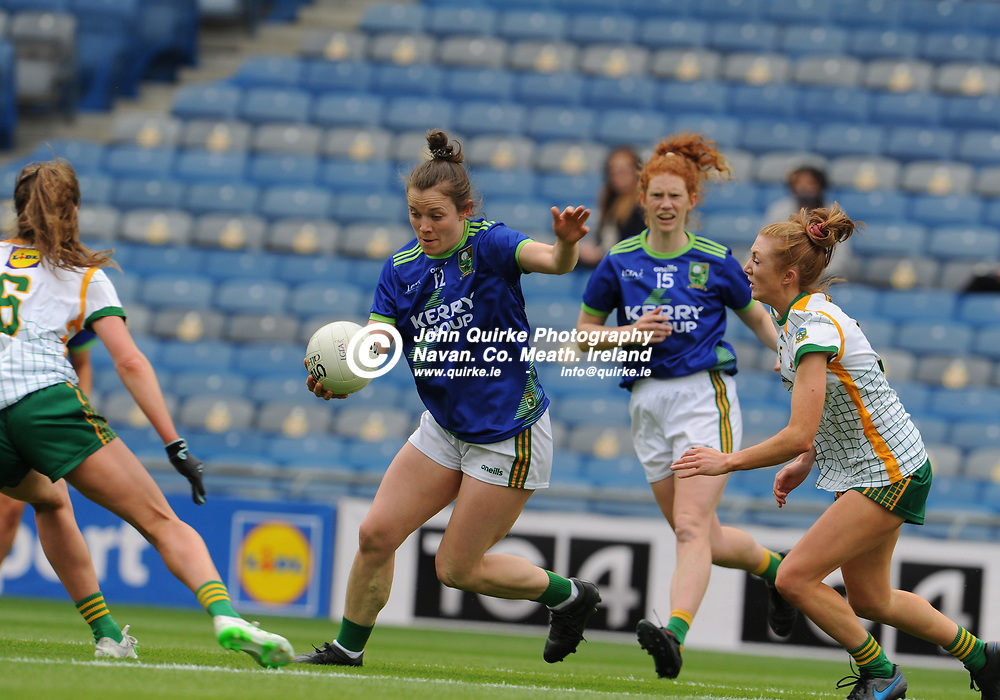 26-06-21. Meath v Kerry - Lidl Ladies National Football League Division 2 Final at Croke Park.<br /> Anna Galvin, Kerry in action against Meath.<br /> Photo: John Quirke / www.quirke.ie<br /> ©John Quirke Photography, 16 Proudstown Road, Navan. Co. Meath. (info@quirke.ie / 046-9028461 / 087-2579454).